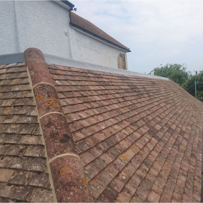 GRP Roofing Cover Photo - JW Construction and Property Maintenance