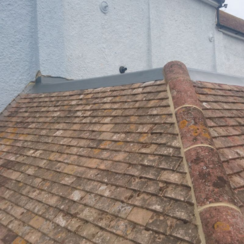 GRP Roofing Gallery Image - JW Construction and Property Maintenance