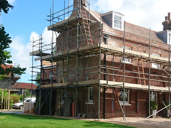 Re-Pointing Gallery Image - JW Construction and Property Maintenance